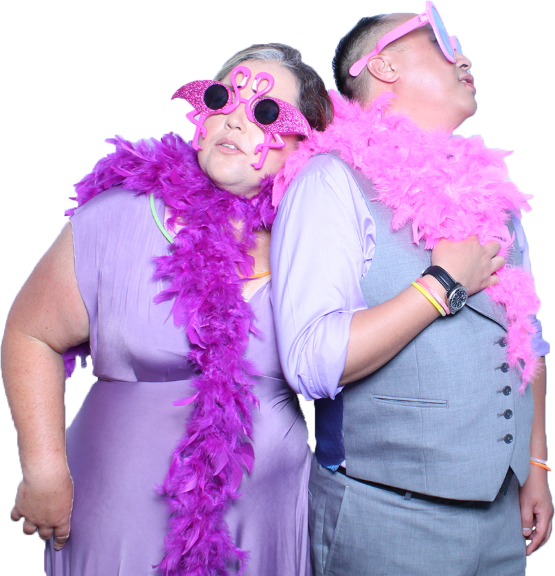 The look away photo - Photo Booth Niagara